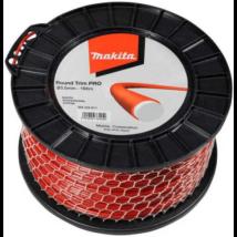 Makita roundTRIM PRO damil fűkaszákhoz, kerek, 3mm x 168m