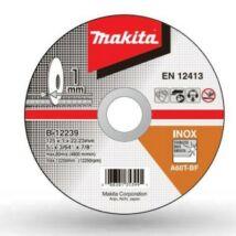 Makita B-12273 INOX vágókorong, 230x1.9mm
