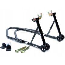 Kombinált motorkerékpár emelő és szerelőállvány 340kg