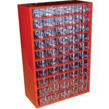Csavartartó szortimenter - horgász doboz 50 rekeszes