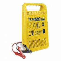 Mastroweld TCB 120 akkumulátortöltő, automata, 12V
