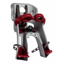 Bellelli Freccia B-Fix bicikliülés 15kg-ig - Silver