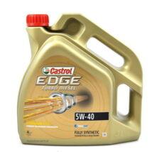 Castrol Edge Turbo Diesel 5W-40 4L