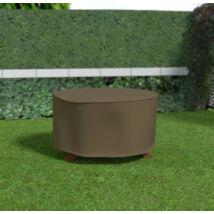 Nortene COVERTOP vízálló bútortakaró szövet kerek asztalhoz, 125x125x70cm