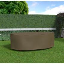 Nortene COVERTOP vízálló bútortakaró szövet ovális asztalhoz, 230x130x70cm