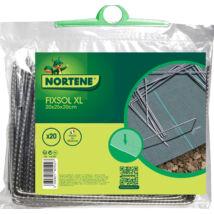 Nortene FIXSOL XL fém leszúró cölöp csomag