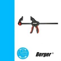 Berger egykezes párhuzamszorító, üvegszálas, 450mm