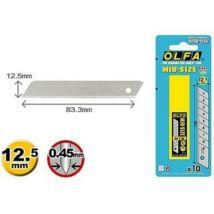Olfa MTB-10B tartalék penge - 12,5mm