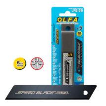 Olfa LFB-5B törhető penge, 18mm, 5db