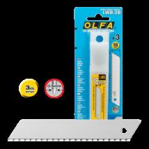 Olfa LWB-3B törhető penge, 18mm, 3db