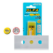 Olfa SKB-10/10B biztonsági penge, 10db