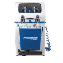 Metallkraft ULMS 420 Padlótárcsás könnyűfém darabológép