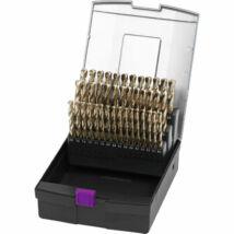 Optimum fúrókészlet, 6-10mm, 41 részes