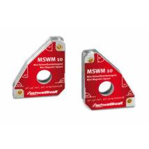 Schweisskraft MSWM 10 mágneses szögbeállító készlet