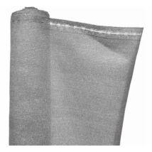 Antracit Árnyékoló háló, 180 gr, 6 m2, 90%, HDPE 1*10 m