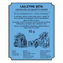 Aromafelszabadító enzim illatos szőlő és gyümölcscefrék kezeléséhez 10 g 10 db/gyűjtő