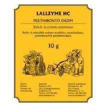 Pektinbontó enzim Lallzyme hc, szőlő és gyümölcscefrék feldolgozásához 10 g