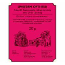 Színanyag megőrző vörös borokhoz uvaferm opti-red 30 g 10 db/gyűjtő