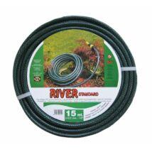 """TRB RIVER Zöld  tömlő 1/2""""*25 fm/TEK"""