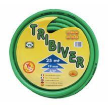 """TRB TRIBIVER Profi zöld tömlő 3/4""""*25 fm/TEK"""