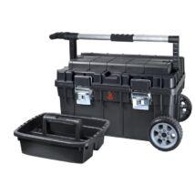 Patrol WheelBox HD gurulós szerszámosláda (63x40x35cm)
