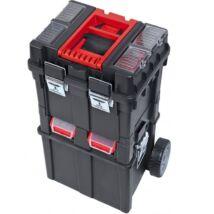 Patrol WheelBox HD gurulós szerszámosláda (71x50x35cm)