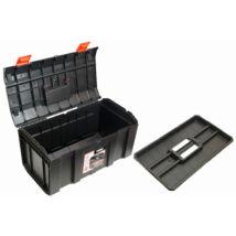 Patrol QBrick Regular R-box 19 szerszámosláda 485x284x265mm