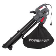 PowerPlus POWEG9013 lombszívó, -fújó 3300W