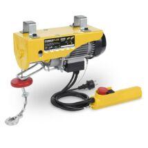 PowerPlus POWX900 sárga elektromos csörlő 500W 100-200kg