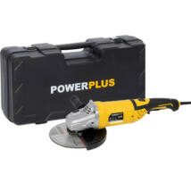 PowerPlus POWX0618 Sarokcsiszoló 2500W, 230mm