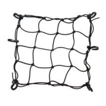 Rakományrögzítő háló kampókkal 80x120cm