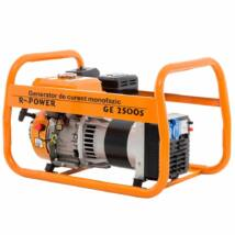 Ruris R-Power GE2500 benzines aggregátor, 7Le, 2.5kW