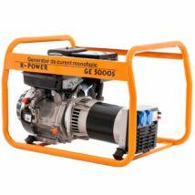 Ruris R-Power GE5000 benzines aggregátor, 13Le, 5kW