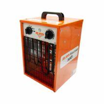 Ruris Vulcano 300 elektromos hőlégfúvó, 3kW