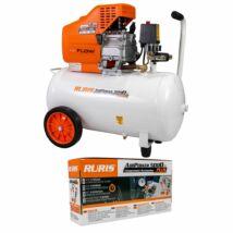 Ruris AirPower 5000 PLUS légkompresszor kiegészítőkkel, 15kw, 50l