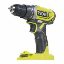 Ryobi R18DD2-0 18 V nagyteljesítményű kétsebességes fúrócsavarozó, akku és töltő nélkül