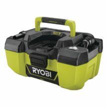 Ryobi R18PV-0 18 V projekt porszívó, akkumulátor és töltő nélkül