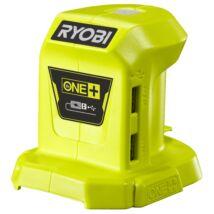 Ryobi R18USB akkus USB adapter, 18V (akku és töltő nélkül)