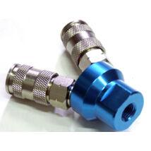 """SHPI 2-utas pneumatikus elágaztató gyorscsatlakozóval, Y-alakú, 1/4"""""""