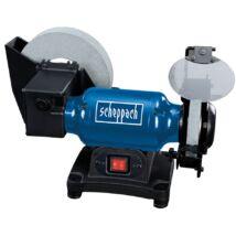 Scheppach BG 200 W száraz-nedves köszörű, 250W, 230V