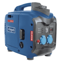 Scheppach SG 2000 inverteres áramfejlesztő, 3.2L, 2kW
