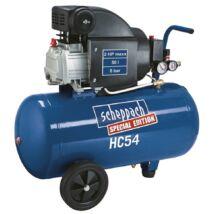Scheppach HC 54 kompresszor, olajkenésű, 50L, 8bar, 1.5kW, 230V