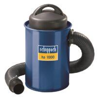 Scheppach HA 1000 ipari porszívó, 50L, 1100W, 230V