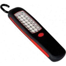 LED szerelőlámpa - stecklámpa (mágneses, akasztós)