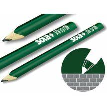 Sola ACSASTB30 Ácsceruza, HB, 30cm, zöld