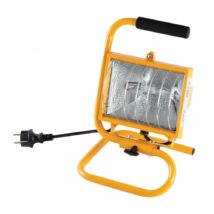 Hordozható reflektor 400W-os halogén izzóval IP44