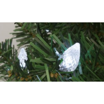 Dekoráció izzósorhoz, toboz, 50 db, Ø5 mm-es LED-re