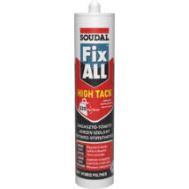 Soudal Fix All High Tack hibrid polimer tömítő-ragasztó, fehér, 290ml