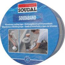 Soudal Soudaband bitumenes tömítőszalag, alumínium, 5cm, 10m