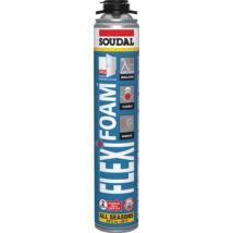Soudal Soudafoam Flexifoam pisztolyhab, 4 évszakos, 750ml